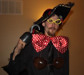 Big Bowed Pirate