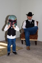 Boba Fett and Dad